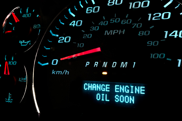 Oil Changes and Your Car