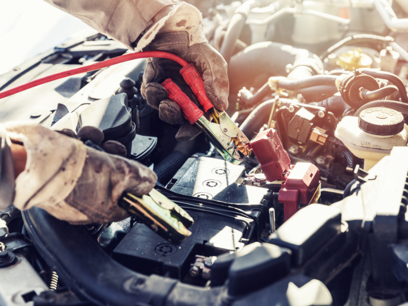 5 Signs Your Vehicle's Battery Is Dying